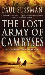 Paul Sussman, The Lost Army of Cambyses