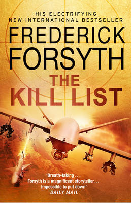 The Kill List Novel by Frederick Forsyth