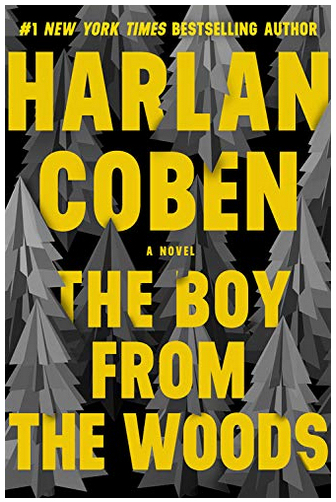 the boy from the woods bestseller 2020 Harlan Coben